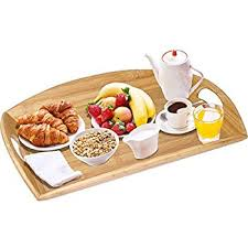 unique serving platters wood food serving tray with handles for