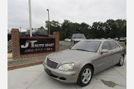 mercedes of fayetteville used mercedes s class for sale in fayetteville nc edmunds