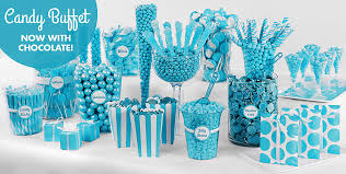 Tiffany Blue Candy Buffet by Blue Candy Bar Buffets Blue Candy Blue Candy Buffet And Blue