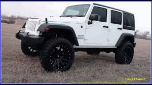 rubicon jeep black white and black jeep wrangler 4 door off road 4x4s youtube