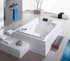 built in bathtub acrylic santee 6652 by adolf
