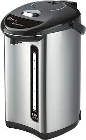 shabbat urn 4 quart stainless steel manual shabbat kettle
