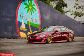 bagged lexus is350 marvin u0027s 2007 is250 slammedenuff