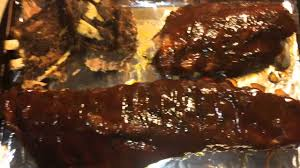 ribs cooked in an electric pressure cooker youtube