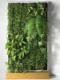 3d model vertical garden cgtrader