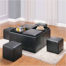 coffee table magnificent upholstered ottoman coffee table square