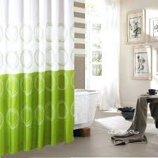 green and white striped curtains home design ideas and pictures
