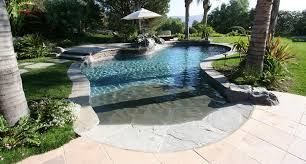 Awesome Beach Pool Designs Interior Design Ideas