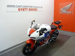 second hand honda cbr600rr cbr 600 ra d for sale in castleford