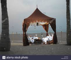arabian tent ramadan arab men sitting in arabian tent for iftar fast breaking