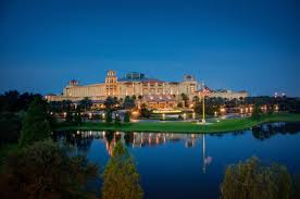 gaylord palms resort and convention center experience kissimmee