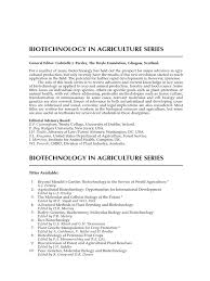 intellectual property rights in agricultural biotechnology 1