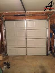 Parts Of Garage Door by Residential Garage Door Installation Replacement Step By Step Guide
