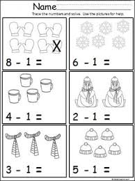 10 best winter rekenen images on pinterest math activities