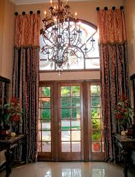 window treatments for large windows furniture wonderful curtain ideas for long windows best 20 tall
