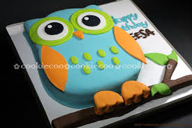 owl birthday cakes cookiecoo owl birthday cake for sheesa