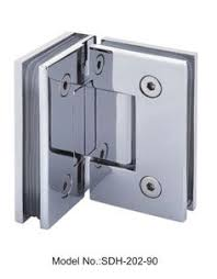 wall to glass angle design glass door hinges gdh 0051 glass