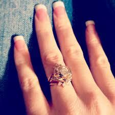 rose style rings images Wedding rings pictures rose design wedding rings jpg