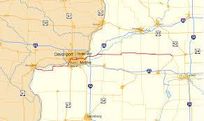 Google Maps Illinois by Illinois Route 92 Wikipedia