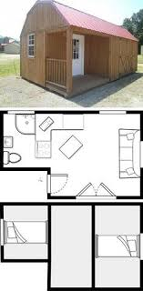 shed house floor plans best 25 shed house plans ideas on guest cottage plans