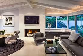 How To Decorate A Ranch Style Home Butterfly Beach Villa 50s Ranch Style Home Goes Midcentury Modern