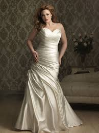 Wedding Dresses For Larger Ladies The 25 Best Curvy Wedding Dresses Ideas On Pinterest Plus Size