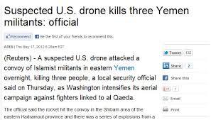 photos of anti drone activism yemen