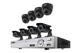 Home Security by Hd 1080p Home Security System Featuring 8 Ultra Wide Angle Cameras