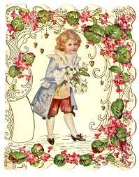 free valentine u0027s day clip art vintage postcards the graphics fairy