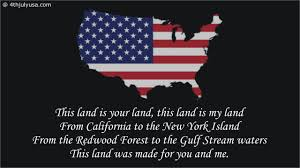 Flag Day Songs This Land Is Your Land