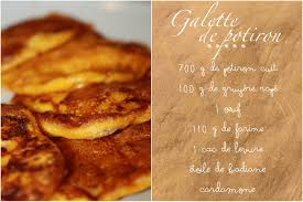comment cuisiner le potiron galette de potiron au fromage les 5 sens en cuisine