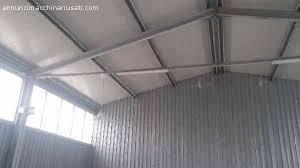 capannone usato capannone prefabbricato in ferro zincato smontabile bari puglia