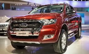 Ford Ranger - lanzamiento ford ranger 2018 argentina autoblog