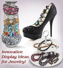 creative jewelry display ideas jewelry and articles