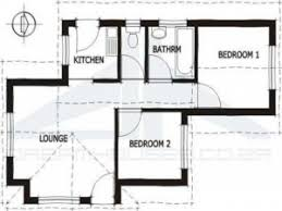 3 Bedroom House Plans Free House Plan Download House Plans And Prices Sa Adhome Rdp House