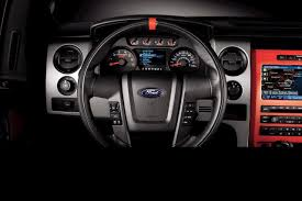 Raptor Truck Interior 2011 Ford F 150 Svt Raptor 6 2l As Pickup Truck Of The Year