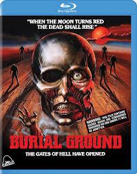 Burial Invitation Card Amazon Com Burial Ground Blu Ray Karin Well Gianluigi