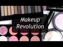 new affordable brand makeup revolution live swatches review you