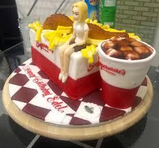 pics behold this glorious supermac u0027s themed birthday cake joe ie