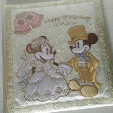 minnie mouse photo album official mickey minnie mouse wedding photo album as new and