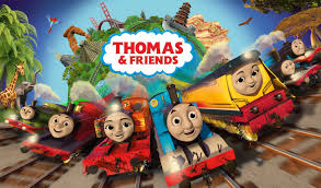 thomas friends review station