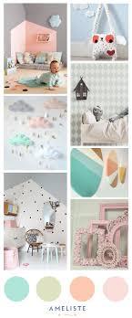 chambre bébé pastel inspiration chambre du bébé pastel