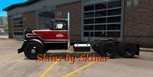 kenworth custom parts kenworth 521 custom mod skin ats mod american truck simulator mod