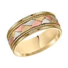 frederick goldman wedding bands goldman 14k gold men s wedding band