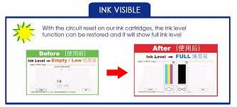 resetter printer hp deskjet 1000 j110 series third party brand compatible printer ink cartridge reset for hp 122