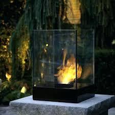 Gel Firepit Tabletop Bowl Gel Outdoor Pit Image Of Glass Tabletop