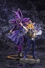 yu gi oh dark magician duel with destiny 1 7 scale artfx j