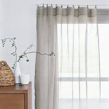 curtains linen decorate the house with beautiful curtains