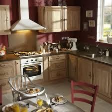 meuble de cuisine delinia composition type dabo chêne chapeau de