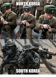 North Korea South Korea Meme - north korea south korea memefulcom north korea meme on me me